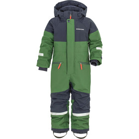 DIDRIKSONS Cornelius 2 Coverall Kids leaf green